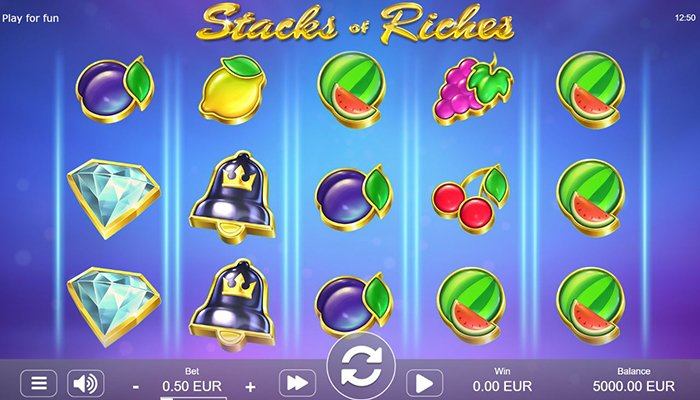 Stacks of Riches is Very Popular