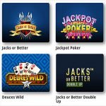 Online Video Poker Variations