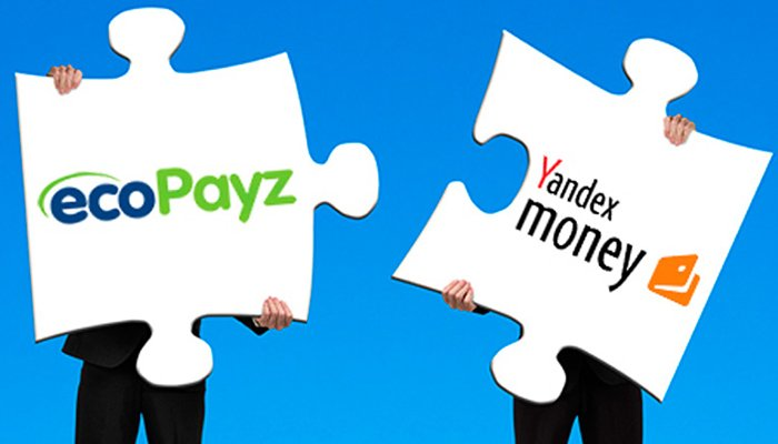 Yandex.Money is Now a EcoPayz Payment Method