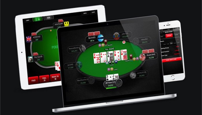 Winning on online poker requires luck, skills and strategies.