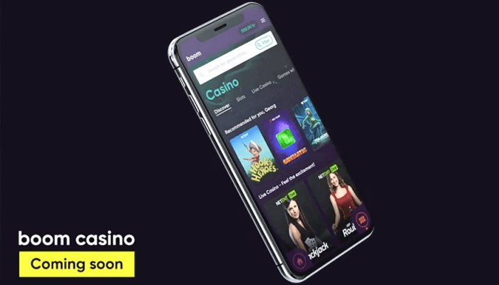 Boom Casino on Your Mobile Device