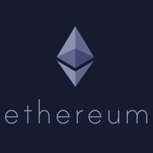 Ethereum logo groot