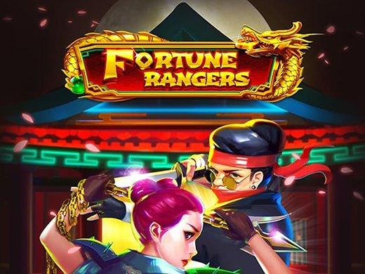 Fortune Rangers NetEnt Slot2