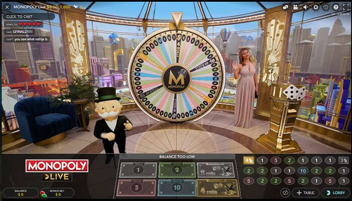 Best Live Casino Game Shows