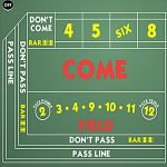 Best Bets to Play at Online Craps