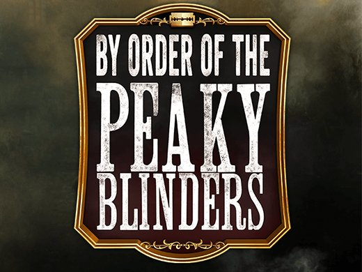Peaky Blinders Pragmatic Play Video Slot