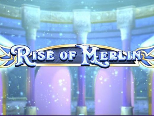 Rise of Merlin Play n Go slot