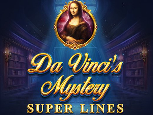 Da Vinci's Mystery Super Lines Red Tiger