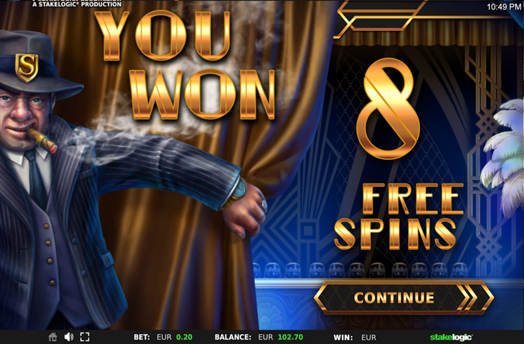Flappers Free Spins
