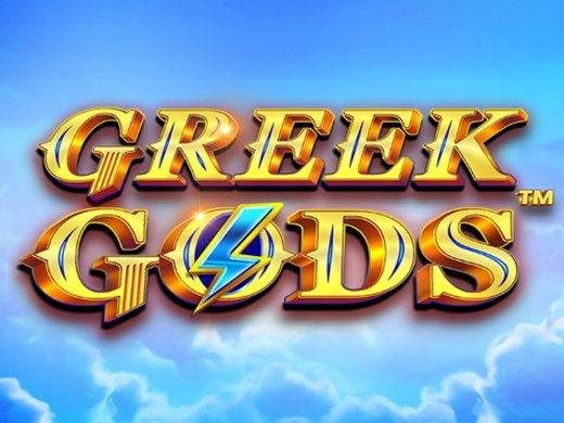 Greek Gods Pragmatic Play logo 1