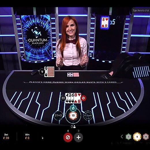 Quantum Blackjack game review