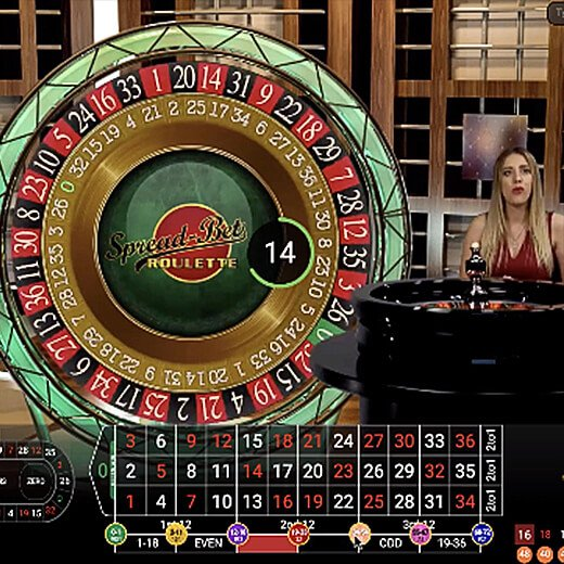 Online Roulette with Side Bets