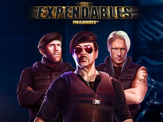 The Expendables Megaways Stakelogic8