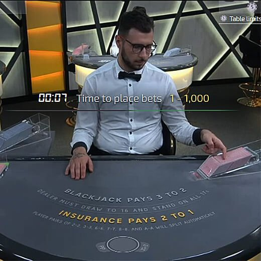 how to use progression betting systems in Blackjack