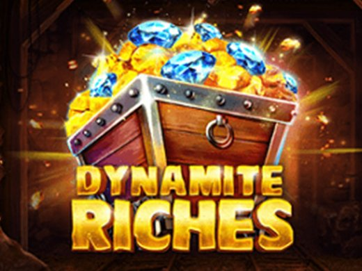 Dynamite Riches Red Tiger slot1