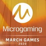 Microgaming to release six exclusive and ten non-exclusive new games throughout March.