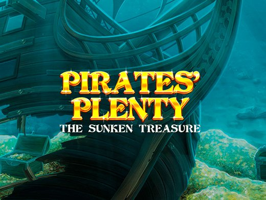 Pirates Plenty The Sunken Treasure Red Tiger2