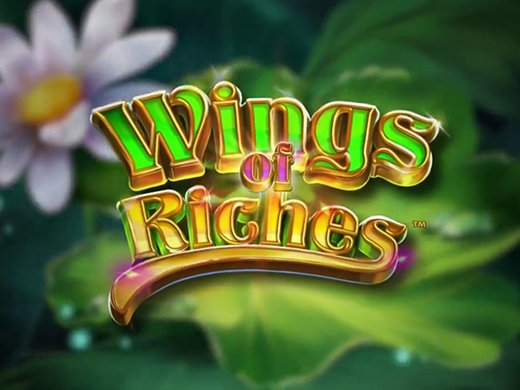 Wings of Riches NetEnt Slot2