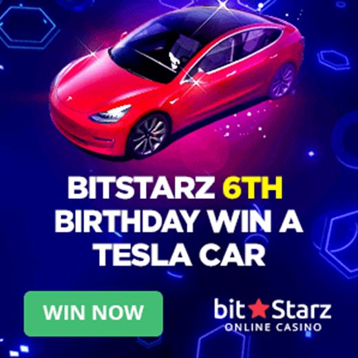 Bitstarz Tesla