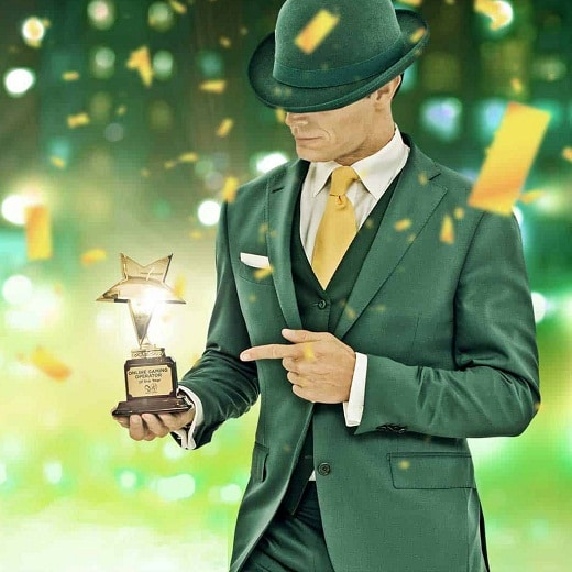 Daily and weekly prizes worth a total of €1,500,000 are waiting at Mr Green Casino.