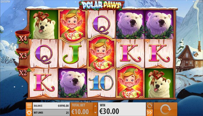 Polar Paws Gameplay