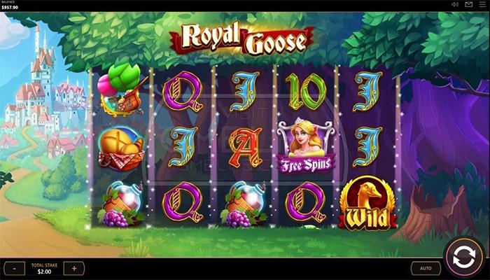 Royal Goose Gameplay
