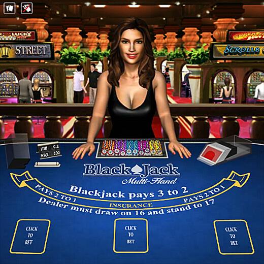 how to choose blackjack game