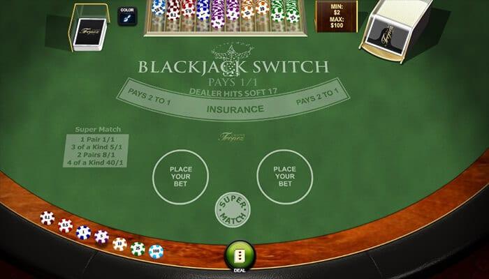 low house edge blackjack