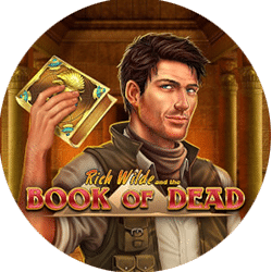 Book of Dead png round