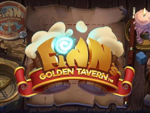 Finn's Golden Tavern NetEnt logo