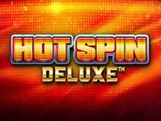 Hot Spin Deluxe Logo