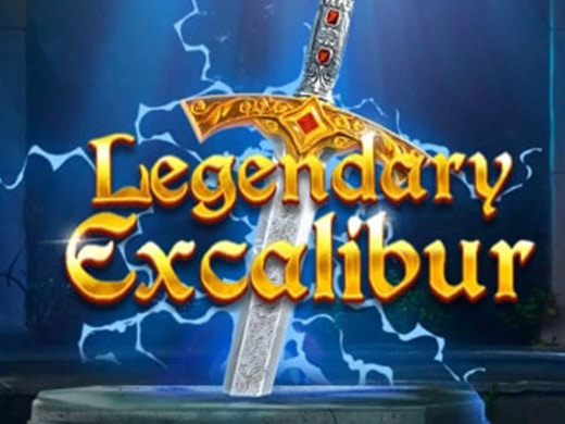 Legendary Excalibur Red Tiger Slot