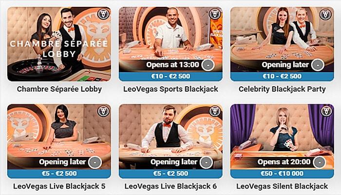 high limit blackjack tips