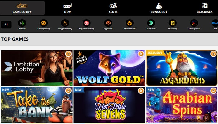 online casino with user-friendly interface