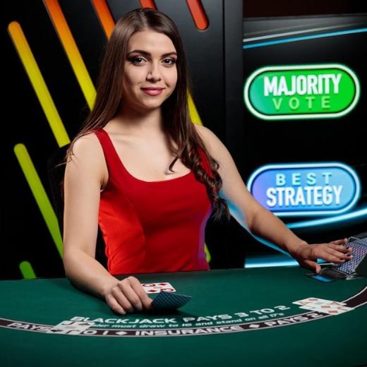 Playtech Live dealer Blackjack