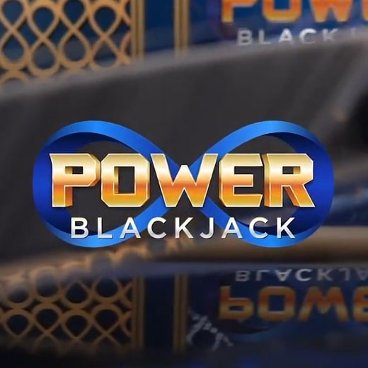 Evolution Gaming Power Blackjack