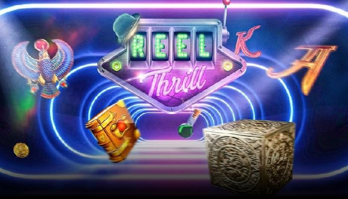 Reel Thrill promotion at Mr Green Casino