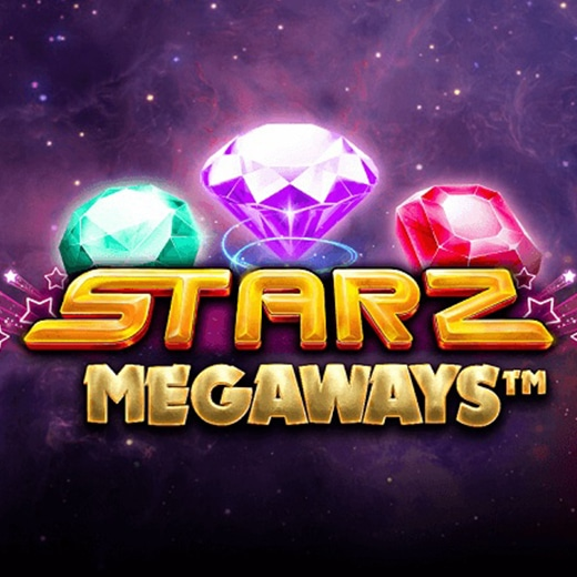 Starz Megaways Pragmatic Play Logo