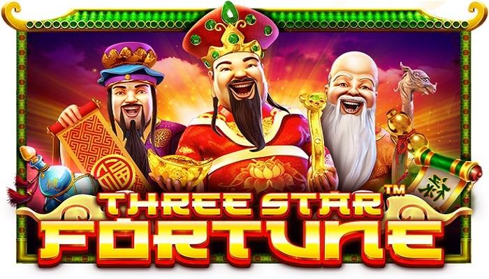 Pragmatic Play adds Three Star Fortune to its growing portfolio of slots.