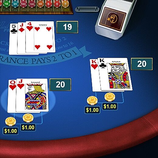 how multi-hand casino games work