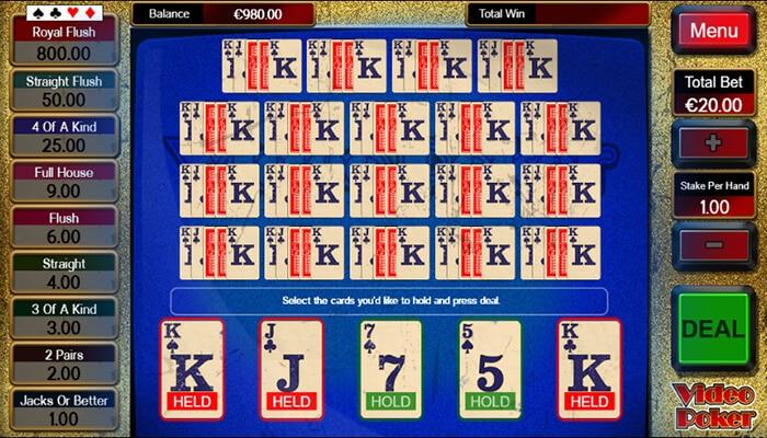 multi-hand casino games explained