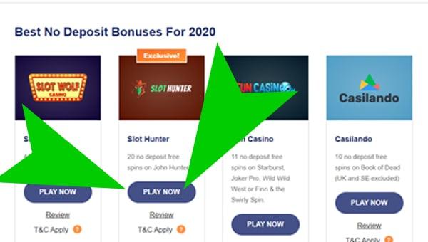 Best casino with bonus