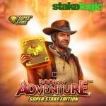Book of Adventure Super Stake Stakelogic