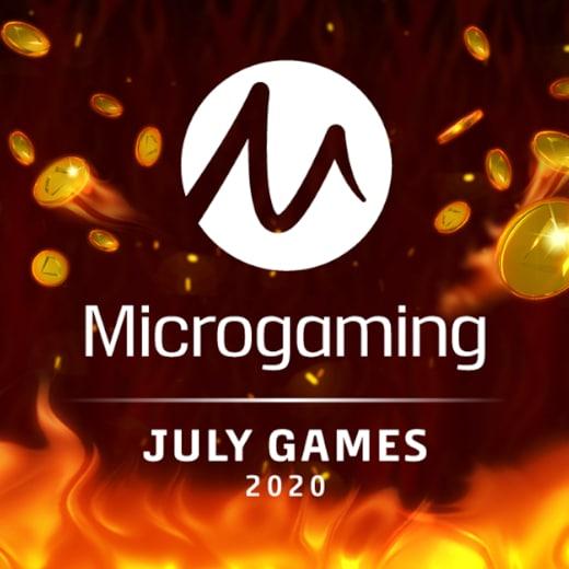 Microgaming new slot games