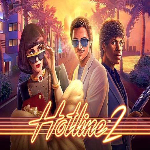 NetEnt releases Hotline 2.