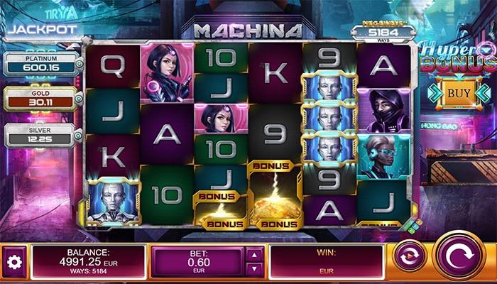 Machina Gameplay
