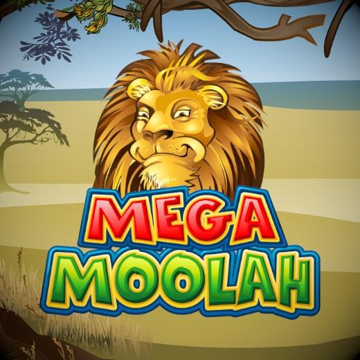Mega Moolah Progressive Slot