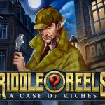 Riddle Reels A Case Of Riches slot by Play'N Go