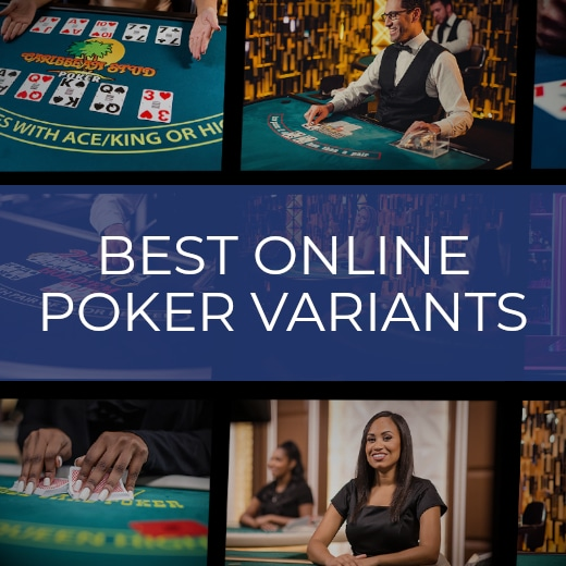 best poker games to play online