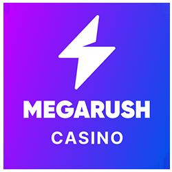 Megarush logo afgeronde hoeken